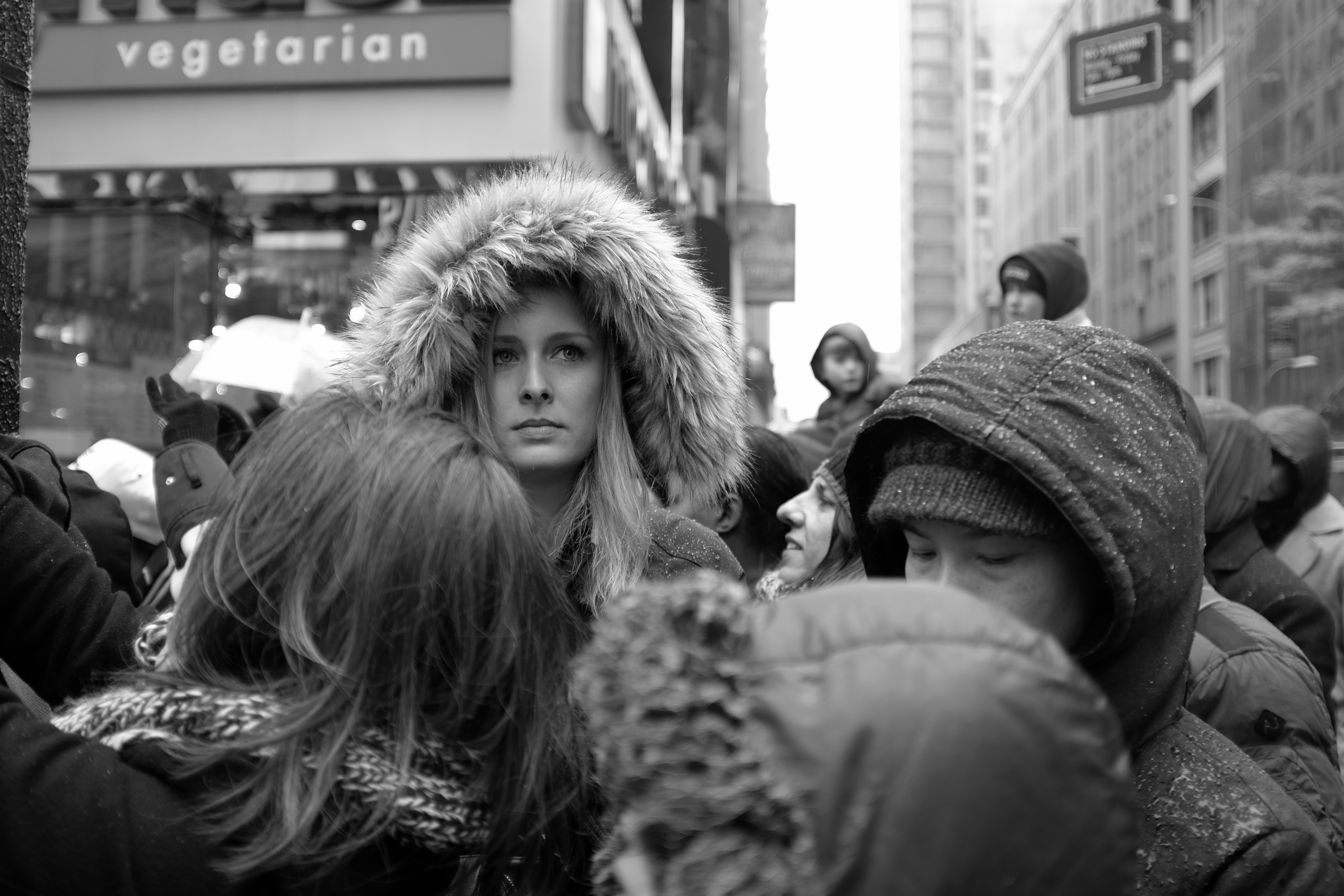 New York Street Photography – Fuji X100T