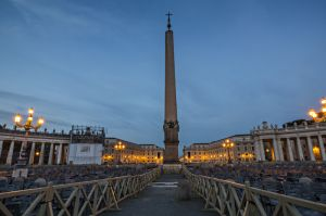 Obelisk at St. Peter's Square