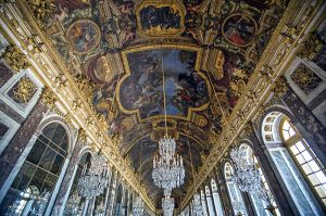 Hall of Mirrors Celing
