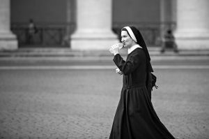 Nun on the Run